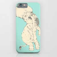 iPhone & iPod Case featuring Elephant by siddwills
