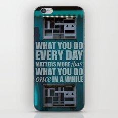 repeat iPhone & iPod Skin