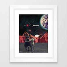 Returnings Framed Art Print