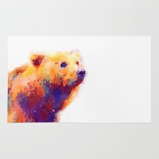 The Protective - Bear Area & Throw Rug