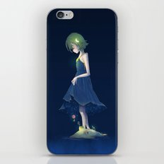 Under the Starry Sky iPhone & iPod Skin
