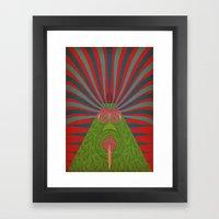 Phanatical Framed Art Print