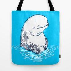 Sea Boy Tote Bag
