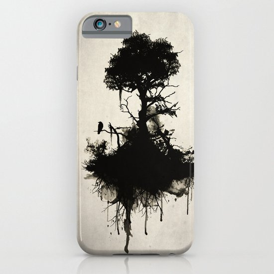 Last Tree Standing iPhone & iPod Case