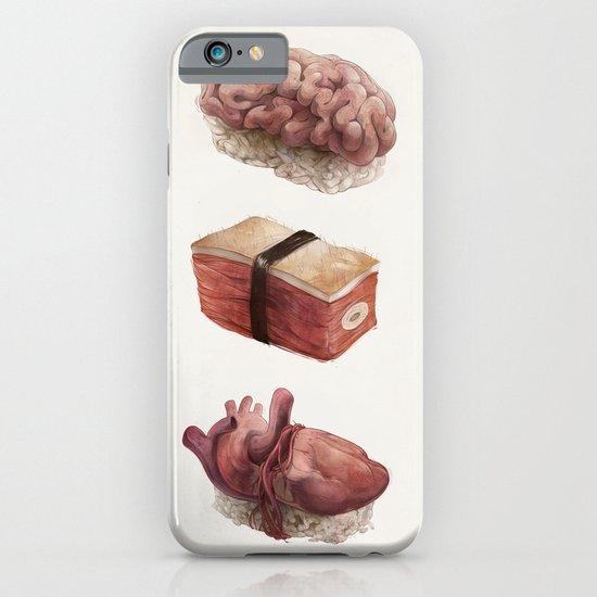 Fresh Flesh iPhone & iPod Case