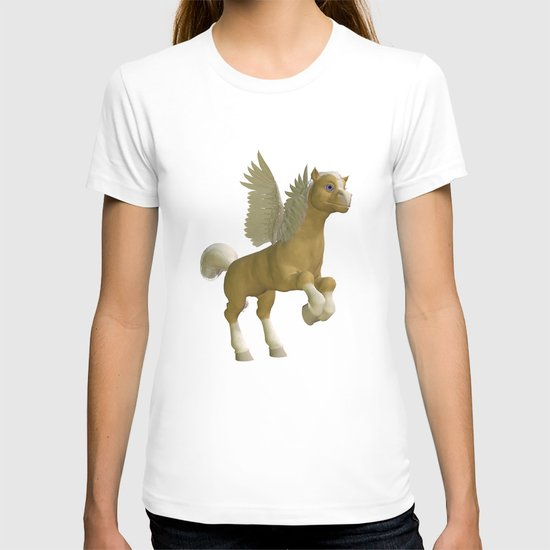 The Ferocious Horsigasus T-shirt