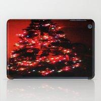 Christmas Tree. iPad Case