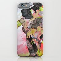 iPhone & iPod Case featuring Dino-man by Joanna Rockwell
