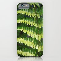 iPhone & iPod Case featuring Fern by Lauren Heywood