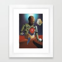 UNTITLED 11 Framed Art Print