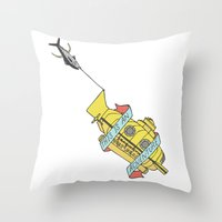 This Is An Adventure | T… Throw Pillow