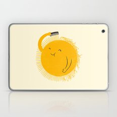 Here Comes The Sun Laptop & iPad Skin
