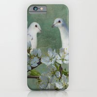 iPhone & iPod Case featuring A Spring Thing by TaLins
