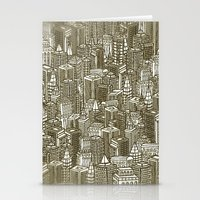City Visions Stationery Cards