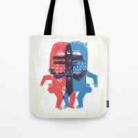 Zeter & Mordio Tote Bag