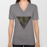 Yosemite Park, Californi… Unisex V-Neck