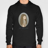 Portrait Of Cosette From… Hoody