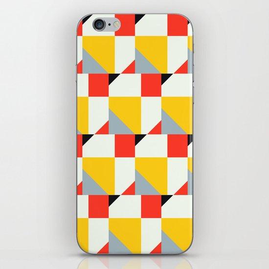 Crispijn Pattern iPhone & iPod Skin