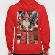 Ho, Ho, No! Santa Looks … Hoody