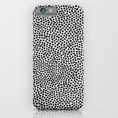 Black Triangles iPhone 6 Slim Case