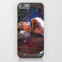 Circle Distortions #4 iPhone 6 Slim Case