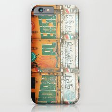 horn please! india truck sign iPhone 6 Slim Case