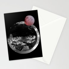 Echo the sun Stationery Cards