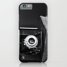 Old Camera, Old Books iPhone 6 Slim Case
