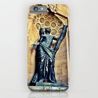 iPhone & iPod Case featuring Sculpture of St. Petersburg by Li9z