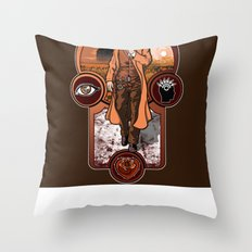 The Gunslinger's Creed. Throw Pillow