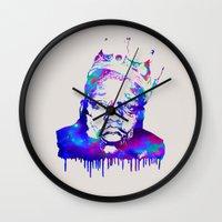 Notorious Wall Clock