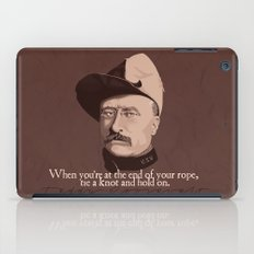 When You're At the End iPad Case