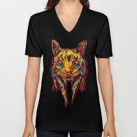 BE RARE* - Iberic Lince Unisex V-Neck