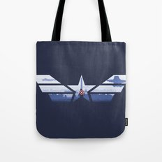 The Captain (Stars and Stripes) Tote Bag