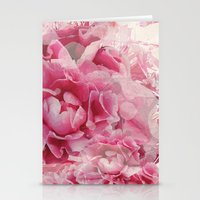 Sweet Peonies Stationery Cards