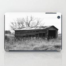 Old Barn House iPad Case