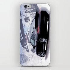 Porsche 911 iPhone & iPod Skin