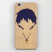 Minimalist Simon iPhone & iPod Skin