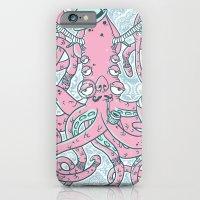 The Gentleman Squid iPhone 6 Slim Case