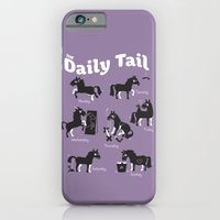 The Daily Tail Horse iPhone 6 Slim Case