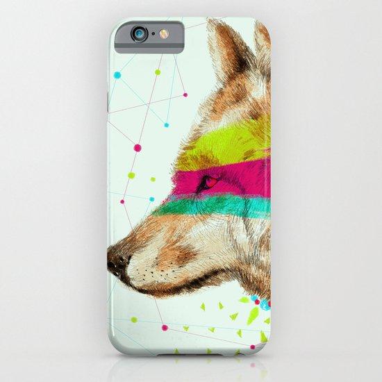 Cherokee Wolf II iPhone & iPod Case