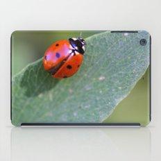 Ladybug Joaninha iPad Case