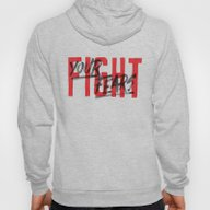 Fight Your Fears Hoody