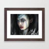 Born for Battle  Framed Art Print