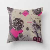 SHUTTLE 00 Throw Pillow