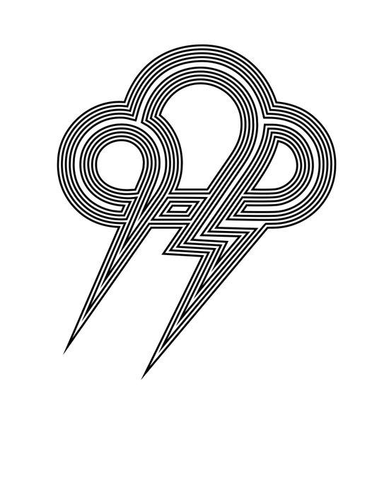 LightningII Art Print
