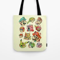 Smashed Bros. Tote Bag