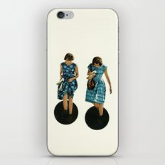 Quicksand iPhone & iPod Skin