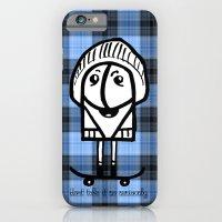 Plain And Simple iPhone 6 Slim Case