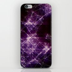 Artificial Constellation iPhone & iPod Skin
